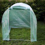 Kenley 3 x 2 m Jardin Serre Tunelle Polytunnel – Insectes Oiseaux Protection - Fort Acier Inoxydable 25 mm de la marque Kenley image 2 produit