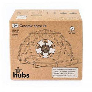 Kit de montage - Dôme géodésique de la marque Hubs image 0 produit