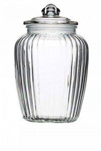 Kitchen Craft Home Made Bocal en verre grand, 2.2Litres–Transparent de la marque Kitchen Craft image 0 produit