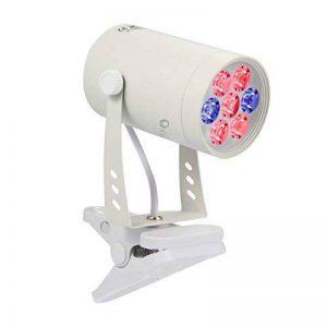 Lampe de croissance LED OxyLED 7W - Tête ajustable à 360° - Avec pince d'attache - GL03 de la marque OXYLED image 0 produit