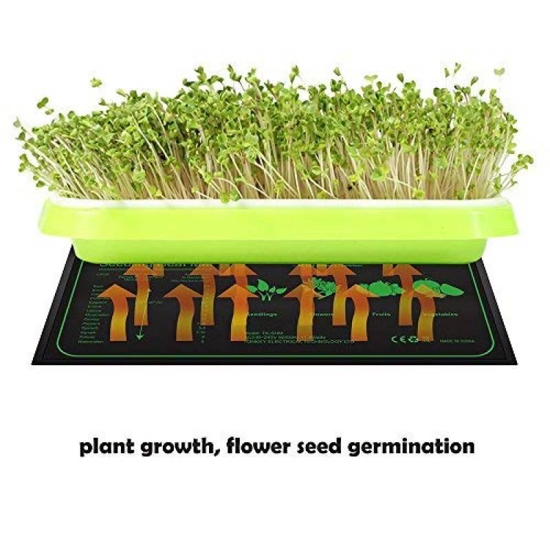 Tapis Chauffant Hydroponique Chaud Grand Tapis Chauffant Pour Plantes De Semis