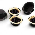 Lot de 12 moules Pastel de Nata muffin cupcake antiadhésif de la marque Maxi Nature image 2 produit