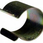 Lot de 20 clips métal revêtement Zinc 35mm x 30mm pour serre de la marque Bâches Direct image 1 produit
