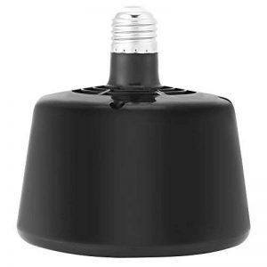 Lumière chaude pour Reptiles Tortue Lézard optique Hamster couveuse Lampe de chauffage E27en céramique émetteur de chaleur infrarouge température réglable contrôle 220V de la marque Fdit image 0 produit