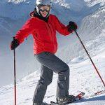 Lunettes de Ski,Goggles de Protection ISIYINER Lunette de Snowboard Moto Motoneige Anti-UV Anti-Poussière Anti-Résistant Anti-Abrasion Anti-brouillard Masques pour Adolescents Homme Femme Couleur Blanc de la marque ISIYINER image 1 produit