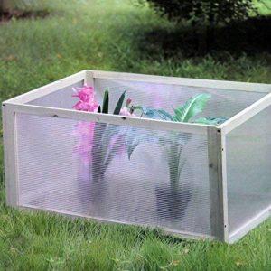 Mini serre 78x 55x 47cm Bois/plastique Serre Serre de la marque Wohaga image 0 produit