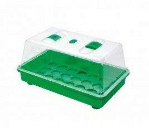 Mini Serre rigide avec aération - 38 cm germination et bouturage de la marque ROMBERG image 0 produit