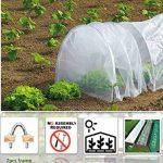 mini serre tunnel de jardin TOP 8 image 2 produit