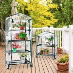 montage serre de jardin polycarbonate TOP 5 image 4 produit