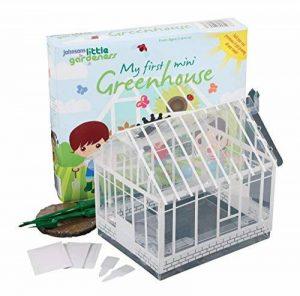 Mr Fothergill's Petits jardiniers «Mon Premier Mini Serre»–Multicolore de la marque Mr Fothergill's image 0 produit