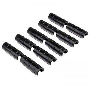 Mtsooning - Lot de 10 pinces à tuyau pour btiments et jardins, 25mm de la marque Mtsooning image 0 produit