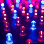 Mvpower 225 LED Lampe de Croissance 15W Lampe de Floraison Lumiere Rouge Bleu(165 Rouge+ 60 Bleu LED) Elcairage pour Culture Plantes de la marque Mvpower image 2 produit