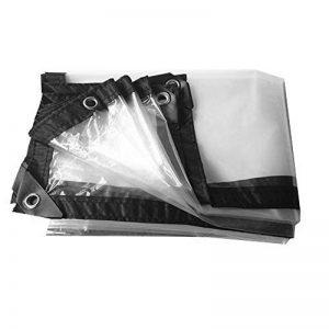 NAN Clair Transparent Épais Étanche Tissu en Plastique Tissu Fenêtre Coupe-Vent Tissu Floral Pluie Tissu Culture Serre Film de la marque Tarpaulin image 0 produit