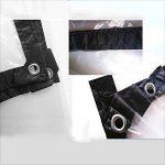 NAN Clair Transparent Épais Étanche Tissu en Plastique Tissu Fenêtre Coupe-Vent Tissu Floral Pluie Tissu Culture Serre Film de la marque Tarpaulin image 3 produit