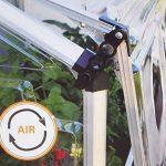 Palram chalet & jardin - serre surélevée adossable 0,74 m2 chalet&jardin de la marque Palram image 2 produit