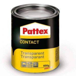 Pattex Colle Contact Transparent Boîte 650 g de la marque Pattex image 0 produit