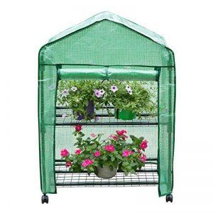 petite serre de jardin en plastique TOP 11 image 0 produit