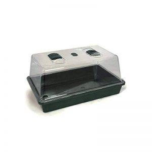 Petite serre en PVC - 38x25x18cm de la marque FLORATECK image 0 produit