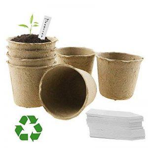 pot biodégradable pour semis TOP 11 image 0 produit