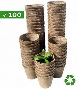 pot biodégradable pour semis TOP 12 image 0 produit