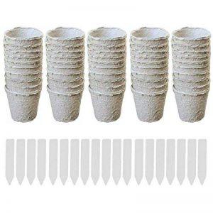 pot biodégradable pour semis TOP 6 image 0 produit