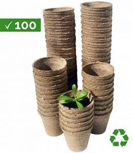 pot biodégradable pour semis TOP 8 image 0 produit