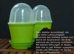 pot de germination TOP 2 image 0 produit