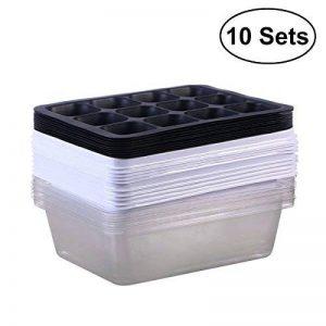 pot de germination TOP 8 image 0 produit