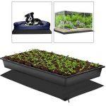 PrimeMatik - Tapis Chauffant Thermique pour Plantes Reptile Terrarium semis et hydroponique 52x25mm 21W de la marque PrimeMatik.com image 2 produit
