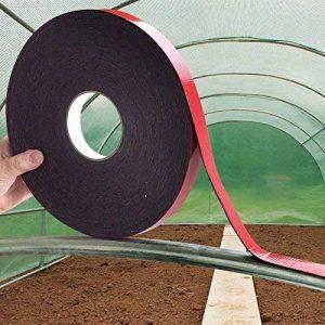 ProBache - Ruban adhésif mousse thermique anti-chaleur pour arceau serre de jardin de la marque Probache image 0 produit