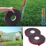 ProBache - Ruban adhésif mousse thermique anti-chaleur pour arceau serre de jardin de la marque Probache image 1 produit