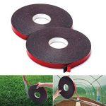ProBache - Ruban adhésif mousse thermique anti-chaleur pour arceau serre de jardin de la marque Probache image 2 produit