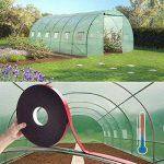 ProBache - Ruban adhésif mousse thermique anti-chaleur pour arceau serre de jardin de la marque Probache image 3 produit