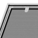proheim Moustiquaire pour fenêtres de toit avec profil en aluminium 140 x 170 cm en blanc - Tissu en polyester avec film thermo-réfléchissant en aluminium de la marque PROHEIM image 2 produit