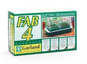 Propagateur électrique pour semis et plantes de la marque Garland image 0 produit
