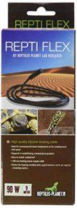 Reptiles Planet Cordons Chauffants pour Terrarium Reptile Repti Flex 9 m 90 W de la marque Reptiles Planet image 0 produit