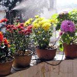 Rocita 10m brumisation Système de refroidissement pour extérieur terrasse Jardin avec 20Plastique Brume Buse de la marque Rocita image 4 produit