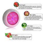 Roleadro 138w UFO Grow Led Horticole Floraison Lampe pour Plante Culture Croissance dans Serre de la marque Roleadro image 3 produit