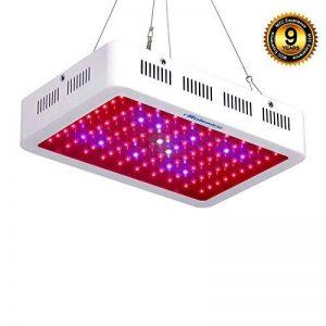 Roleadro LED Horticole Lampe 300W,Lampe de Croissance et LED Floraison Horticole pour Plante Culture Indoor avec IR UV Lumière de la marque Roleadro image 0 produit