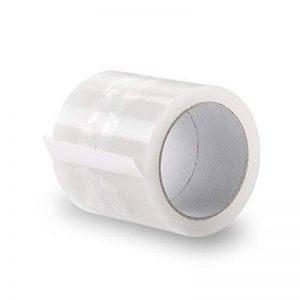 Ruban adhésif pour film serre et jardin Stabilisé aux UV 10cm x 20m blanc de la marque HaGa-Welt.de image 0 produit