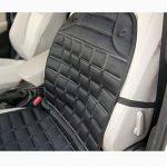 Sedeta® 12V / 24V chauffée housse de siège de voiture Coussin Coussin de chauffage Épaississement chaud chauffant pour les tapis de chaise électrique de la marque Sedeta image 1 produit