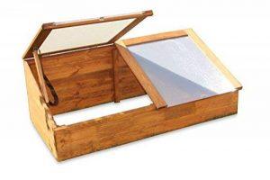 Serre avec châssis en bois pour semis précoces de la marque GreenSeason image 0 produit