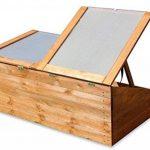 Serre avec châssis en bois pour semis précoces de la marque GreenSeason image 4 produit