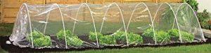 Serre chenille - pour faire pousser des légumes/fruits - transparent 5 m de la marque Harbour Housewares image 0 produit