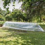 Serre chenille - pour faire pousser des légumes/fruits - transparent 5 m de la marque Harbour Housewares image 3 produit