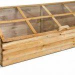 serre châssis de jardin en bois TOP 0 image 1 produit
