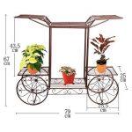 serre de jardin 2 portes TOP 6 image 2 produit