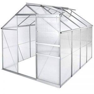 serre de jardin aluminium TOP 5 image 0 produit