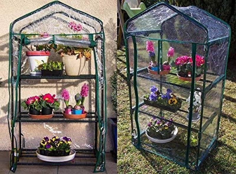 Mini serre jardin pour 2019 -> votre top 11 | Serre Abondance