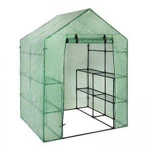 Serre de Jardin en Forme de Grille pour Tomates et Autres Plantes (ne contient pas de cadre en fer) de la marque Gorgebuy image 0 produit